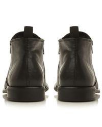 Dune Black Macabee Boots for men
