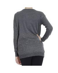 Armani Jeans - Gray Giorgio Armani Women's Sweater - Lyst