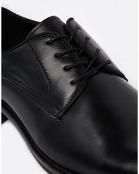 ALDO Black Oxford Shoes for men