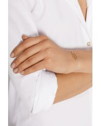 Finds - Metallic + Wouters & Hendrix Silver And Gold-Plated Bracelet - Lyst