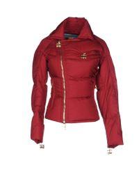 DSquared² - Purple Jacket - Lyst