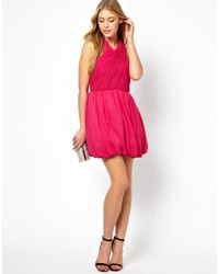 Rare Opulence - Pink Opulence England Floral Prom Dress - Lyst