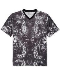 Sean John Gray Jungle Love T-Shirt