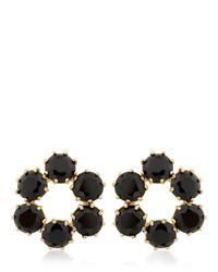 Les Nereides | Black La Diamantine Earrings | Lyst