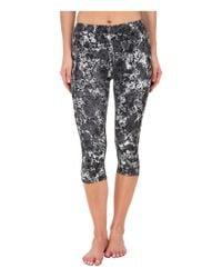 Hurley | Black Dri-fit™ Crop Leggings | Lyst