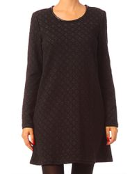 Vero Moda - Black Pencil Dress - Lyst