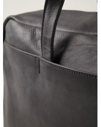 Isaac Reina Black Daily Bag