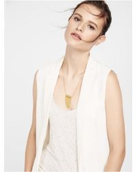 BaubleBar | Metallic Waterfall Necklace | Lyst