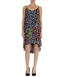Coast Black Oali Print Desdemona Dress