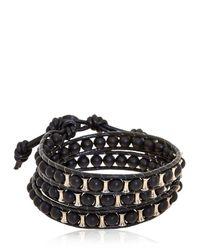 Colana Black Lava Bracelet