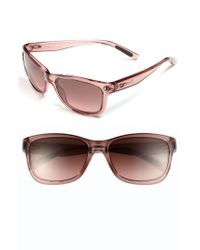 Oakley | Pink 'forehand' 57mm Sunglasses | Lyst