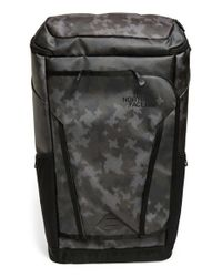 The North Face Gray 'kaban Transit' Water Repellent Backpack for men