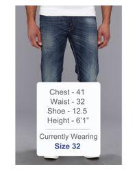 DIESEL - Blue New Fanker Slim Boot 827i for Men - Lyst