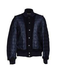 Sacai Blue Jacket for men