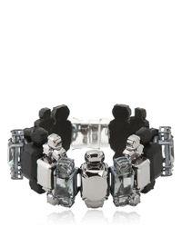 EK Thongprasert Black Automobile Bracelet
