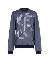 KENZO | Blue Sweater for Men | Lyst