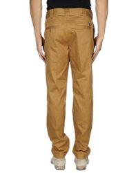 Dickies Natural Casual Pants for men