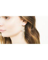 John Hardy - Metallic Bamboo Earrings - Lyst