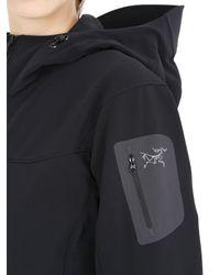 Arc'teryx Gray Gamma Mx Hoody Jacket