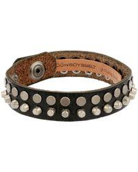 Cowboysbelt - Brown 2580 Bracelet - Lyst