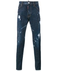 DSquared² - Blue 'cool Guy' Jeans for Men - Lyst