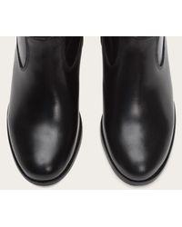 Frye - Black Malorie Button Short - Lyst