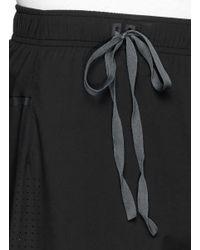 Den Im Black 'stealth' Running Shorts for men