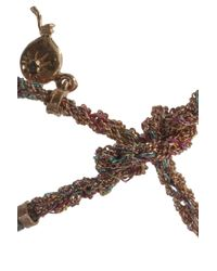 Carolina Bucci - Metallic Superstellar Lucky Bracelet - Lyst