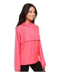 Under Armour Pink Ua Storm Pop Over Jacket