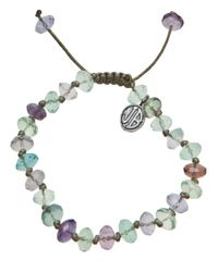 Joseph Brooks | Green Flourite Bracelet for Men | Lyst