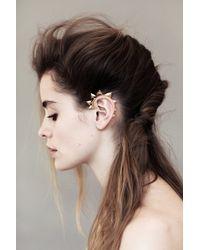 Rachel Entwistle | Metallic Modern Primitive Ear Cuff | Lyst