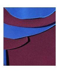 ROKSANDA Blue Crepe Dress