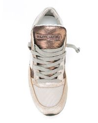 Philippe Model Brown 'tropez' Sneakers