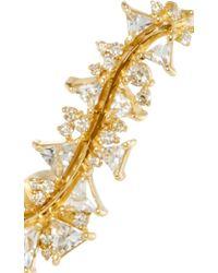 Fernando Jorge   Metallic 18k Yellow Gold Fusion Ear Cuffs   Lyst