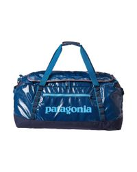 Patagonia | Blue Black Hole Duffel 90l | Lyst