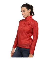 Patagonia   Red Houdini Pullover   Lyst