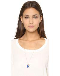Aurelie Bidermann | Multicolor Mix & Match Charm Necklace - Multi | Lyst