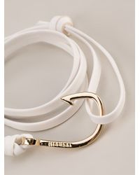 Miansai - White Hook Bracelet for Men - Lyst