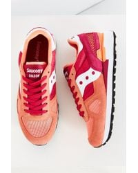 Saucony Orange Shadow Sushi Pack Sneaker