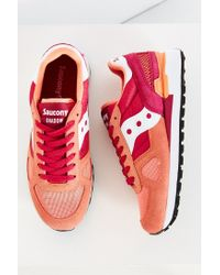 Saucony - Orange Shadow Sushi Pack Sneaker - Lyst