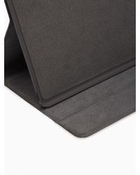 Y-3 Black Ipad Air Stand Case for men