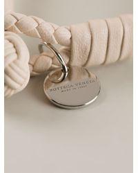 Bottega Veneta | Natural Braided Bracelet | Lyst