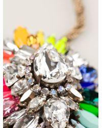 Shourouk Metallic 'Hindi' Necklace