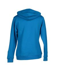 The North Face - Blue Sweatshirt for Men - Lyst