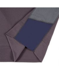 Paul Smith - Gray Men's 531 Slate Grey 4-way Stretch Mesh Cycling Sweatshirt for Men - Lyst