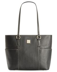 Dooney & Bourke | Black Helena Shopper | Lyst