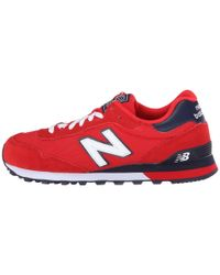 New Balance | Red 515 - Polo | Lyst
