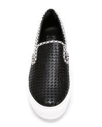 Ferragamo - Black 'pacau' Sneakers - Lyst