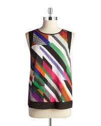 Calvin Klein | Multicolor Contrast Trim Shell | Lyst