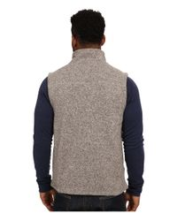 The North Face | Natural Gordon Lyons Vest for Men | Lyst